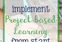 Project and problem based learning