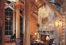 Old Lodge Decorating Ideas
