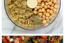 Vegetarian Comfort Food / Satisfying, filling, and comforting vegetarian and vegan food!