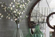 Mantles decor