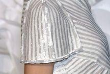 Silver clothes