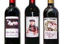 Custom Labeled Wine / Labeled wine customized for you!