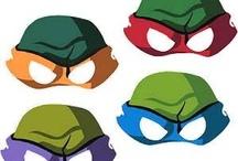 Festa de Tartarugas Ninjas