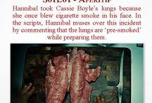 Hannibal Facts♥