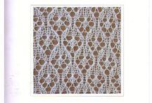 Knitting patterns / the most interesting knitting patterns