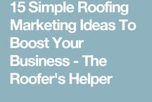 The Roofer's Helper / How to start and run a roofing company.