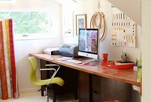 I'm dreaming of a white craft space / by Betsy Stein