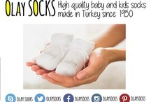 Tiny feet very comfortable with Olay Socks…! / #olaysocks #babysocks #socks #kidssocks
