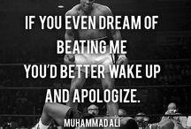 Muhammad Ali...