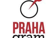 Prahagram / Independent guide to Praha - Niezależny przewodnik po Pradze www.prahagram.cz