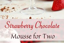 romantic desserts for two