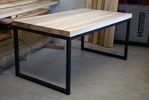 Minimalistyczny stół od Blaise