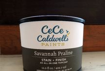 SAVANNAH PRALINE STAIN & FINISH / A light brown with the golden undertones found in delicious pralines.  The topcoat finish is built into the stain.