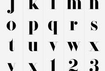 font area