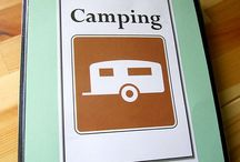 Vacay | Camping ♥ / Great ideas for camping