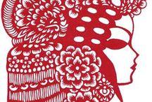 Papercutting, Chinese Art and Chinoserie