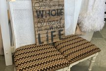 Shabby Chic at DeFrance Antiques