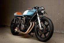 Motorcycles / by Stefan Bigsby