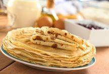 Chandeleur : la fête aux crêpes ! / Recettes, idées de garnitures, boissons... la chandeleur c'est l'occasion de se faire plaisir avec de bonnes crêpes autour d'un bon cidre.