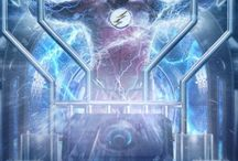 Barry Allen/Flash-The Flash behind the scenes, crossovers etc. / Play by: Grant Gustin