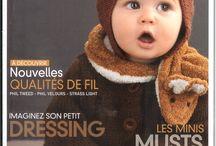 Model tricot bebe2