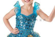 ballet costumes bébé