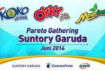 Suntory Garuda Project / Design Project