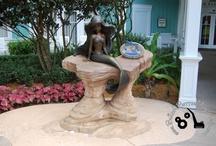 Little Mermaid at Disney World