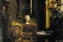 Paintings of Interior Rooms