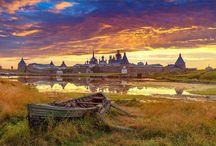 Pojadę tam! :-) / Najbliższe podróżnicze plany - wyjazd na Wyspy Sołowieckie do Rosji. Zdjęcia i relacje z podróży także na stronie: http://www.kreatorpodrozy.com/.