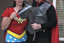 Super Heroes and Villian Costume Ideas