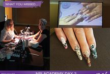 NSI Educational Events / Craving more Nail Education? Check out some of the NSI Educational events from around the world!