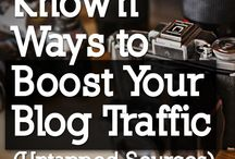 Blog Information / Better Blogging xoxo