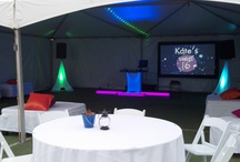 Custom A/V Graphics - Weddings, Events