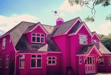 pink houses / love for pink