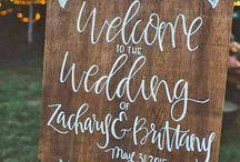 Señales para boda