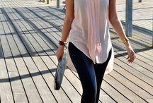informal blusas