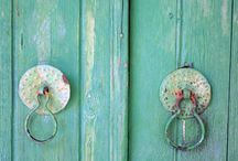 doors / by Melissa Howington