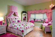 kids rooms / by Jalaina Johnson Kanatzar