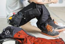 Tradesman Clothing Collection Includes Jackets, Pants Technical Tees and Vests