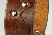 Кожаные ювелирные изделия