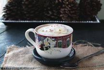 Coffee & Cream recipes / by Natasha Cox