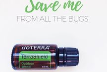How to use Essential Oils to repel Bugs / Essential Oil Tips for repelling bugs and insects