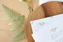 01_Rustic wedding invitations