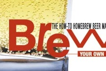 Homebrewed / by Jonathan Blundell
