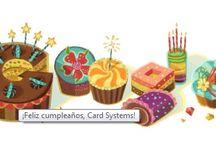 Card Systems de México / 18 Aniversario. 22 de Enero de 2015 Agradecemos a nuestros Clientes, Proveedores y Colaboradores por formar parte de nuestra gran familia.