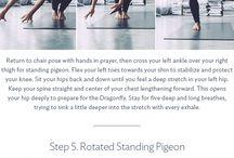Yoga how to do....