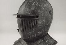 XVII helmets