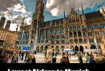 Cheap Flights to Munich