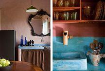 Kleurig / Interieur